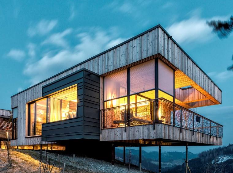 Unterschiedliche Designs für unterschiedliche Gebäudearten