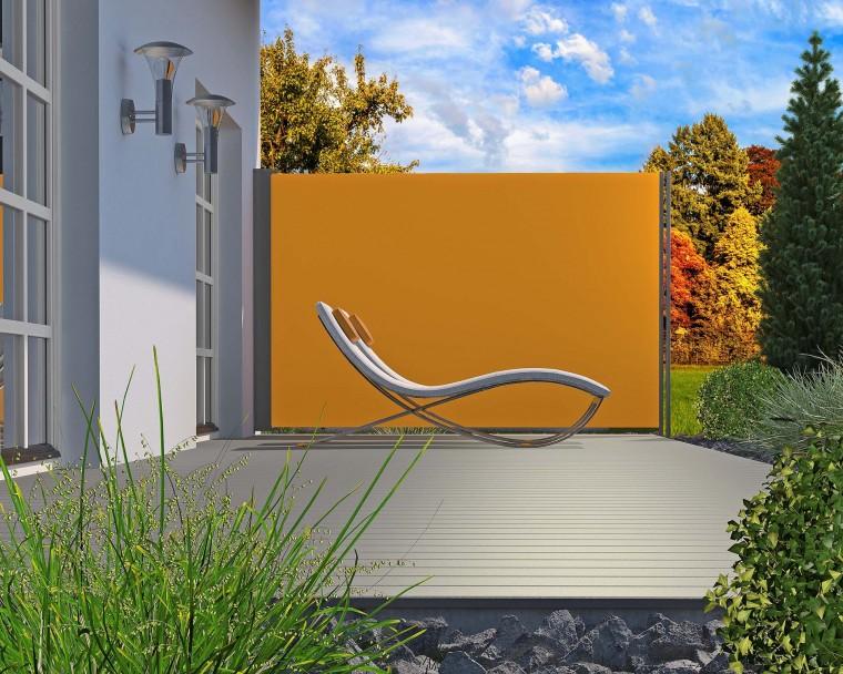 Individueller Sonnenschutz der Firma Gevorm in Mettenheim