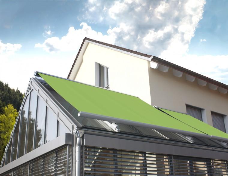 Sonnenschutz für Ihren Wintergarten der Firma Gevorm in Mettenheim